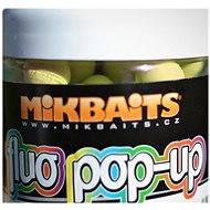 Mikbaits - Plovoucí fluo Pop-Up Zrající banán 18mm 250ml - Pop-Up