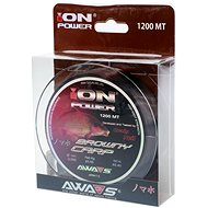 AWA-S - Vlasec Ion Power Browny Carp 0,350mm 21,1kg 1200m - Vlasec