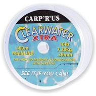 Carp´R´Us Clearwater Xtra Mainline 0,39mm 16lb 400m - Fluorocarbon