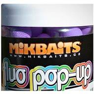 Mikbaits - Plovoucí fluo Pop-Up Pikantní švestka 14mm 250ml - Pop-Up
