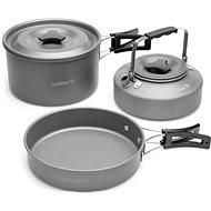 Trakker - Sada nádobí Armolife Complete Cookware Set - Nádobí