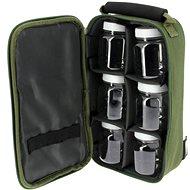 NGT Glug Bag Green + 6 Glug Pots - Pouzdro