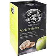 Bradley Smoker - Briquettes Apple 48 Stück - Briketts