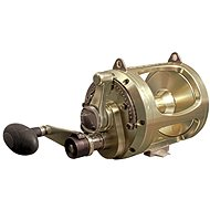 WFT Multiplier Blue Water 50W 2-Speed Reel