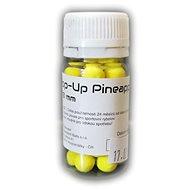 Mastodont Baits - Fluo Pop-Up Pineapple 10mm 30ml Žlutá - Pop-Up