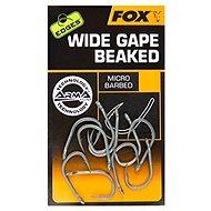 FOX Edges Armapoint Wide Gape Beaked Velikost 6 10ks - Háček