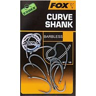 FOX Edges Armapoint Curve Shank Velikost 6 10ks - Háček