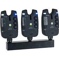 Anaconda - Sada hlásičů Nighthawk GSX-R6 2+1 Modrá - Sada hlásičů