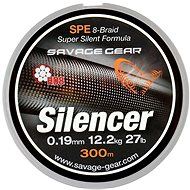 Savage Gear - HD8 Silencer Braid 10kg 0,09 mm 4,7 kg 120 m Grün - Schnur