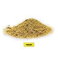 Sportcarp Kaprová vnadící směs Žlutá Feeder 2kg - Vnadící směs