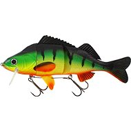 Westin Hybridné nástraha Percy the Perch 20cm 100g Low Floating Crazy Firetiger