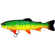 Westin Hybridné nástraha Tommy the Trout 15cm 40g Low Floating Crazy Firetiger