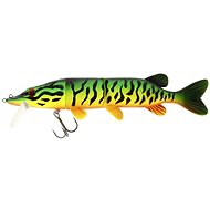 Westin - Hybridní nástraha Mike the Pike 28cm 185g Low Floating Crazy Firetiger - Hybridní nástraha
