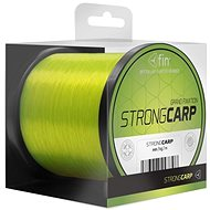 FIN Strong Carp 0,32mm 19,4lbs 300m Yellow - Fishing Line