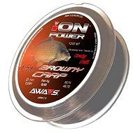 AWA-S - Vlasec Ion Power Browny Carp 0,261mm 8,45kg 1200m - Angelleine
