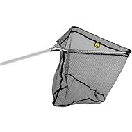 Delphin Podběrák kovový střed, pogumovaná síťka 2,5m 70x70cm - Podběrák
