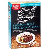 Bradley Smoker - Brikety Premium Caribbean Blend 24ks - Brikety