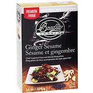 Bradley Smoker - Brikety Premium Ginger Sesame 24ks - Brikety
