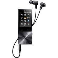 Sony Hi-Res NW-fekete A25HNB - Mp3 lejátszó
