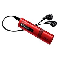 Sony WALKMAN NWZ-B183R red - MP3 player