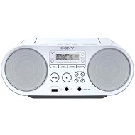 Sony ZS-PS50W - Radio Recorder