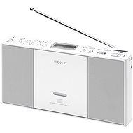 Sony ZS-PE60B weiss - Radiorecorder