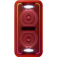 Sony GTK-XB7B G-tank červený