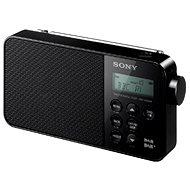 Sony XDR-S40DBPB - Rozhlasový prijímač