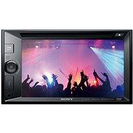 Sony XAV-W651BT LCD DVD Receiver - Car Stereo Receiver