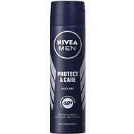 NIVEA MEN Protect & Care 150 ml - Pánsky antiperspirant