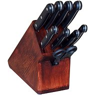 KDS Blok s 8 noži Trend a nůžkami, buk