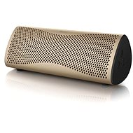 KEF MUO Horizont Gold - Bluetooth reproduktor