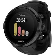SUUNTO SPARTAN SPORT WRIST HR ALL BLACK - Sporttester