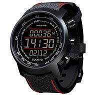SUUNTO elementom TERRA N / BLACK / RED LEATHER