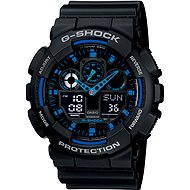 Casio G-SHOCK GA 100-1A2 - Herrenuhr