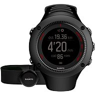 SUUNTO AMBIT3 RUN BLACK (HR) - SporttesterGPS Uhr