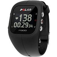 Polar A300 HR Black - Sporttester