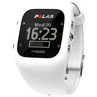 Polar A300 HR White - Sporttester