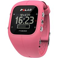 Polar A300 Pink - Sports Watch