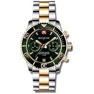SWISS MILITARY by R 09502 357JV - Pánské hodinky