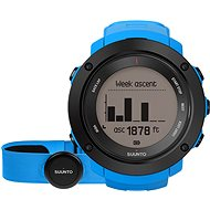 SUUNTO AMBIT3 VERTICAL Blue HR - Športtester