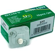 SONY 377 / sr626sw (10 pcs) - Button batteries