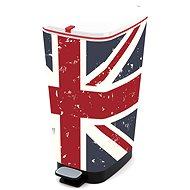 KIS Koš na odpad Chic Bin L Union Jack 50l - Odpadkový koš