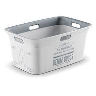 KIS Koš na prádlo Chic Basket Denim goods 45l - Koš na prádlo