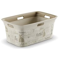 KIS Laundry basket Basket Classic Chic 45 liters - Laundry Basket