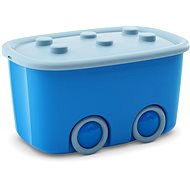 KIS Funny box L blue 46l - Storage Box