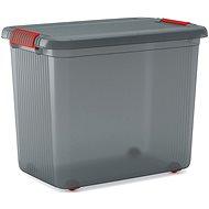 KIS K Latch Box XXL - šedý 69l - Úložný box