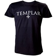 Assassins Creed lV Templar Crest, Black