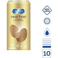 DUREX Real Feel 10 Stück