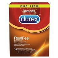 DUREX Real Feel 18 pc